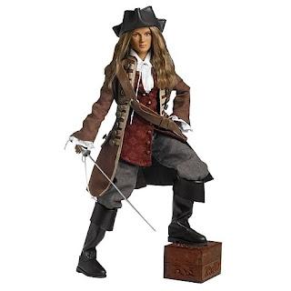 Keira knightley pirates of the caribbean high seas elizabeth swann