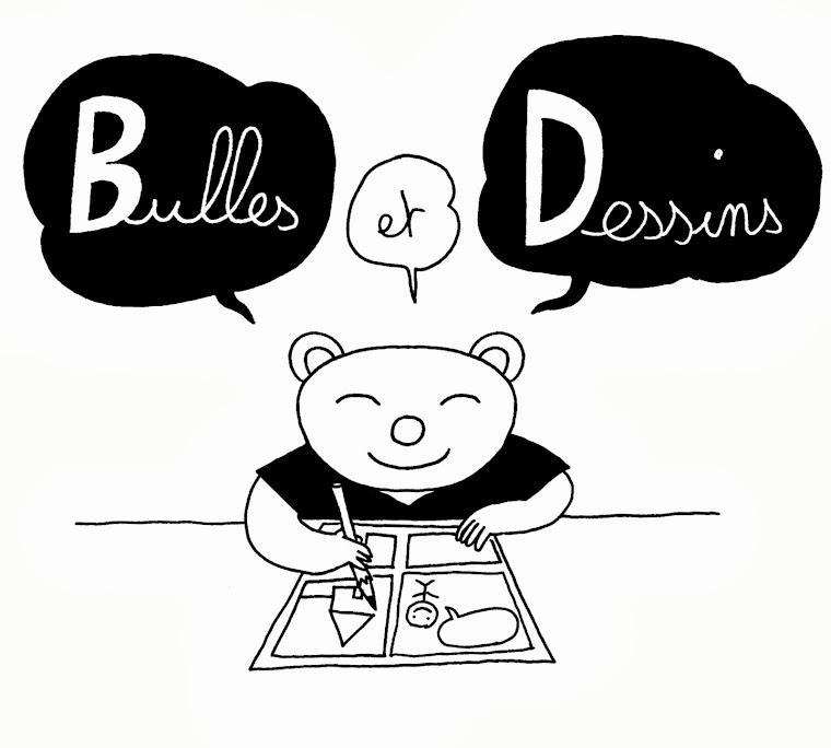 Bulles et Dessins.