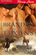 Branded by the Texans - Savanna Kougar