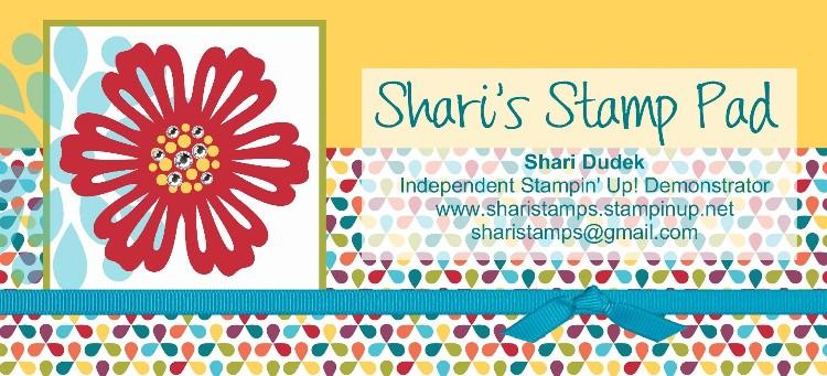 Shari's Stamp Pad