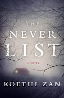 The Never List by Zoethi Kan book revie and giveaway