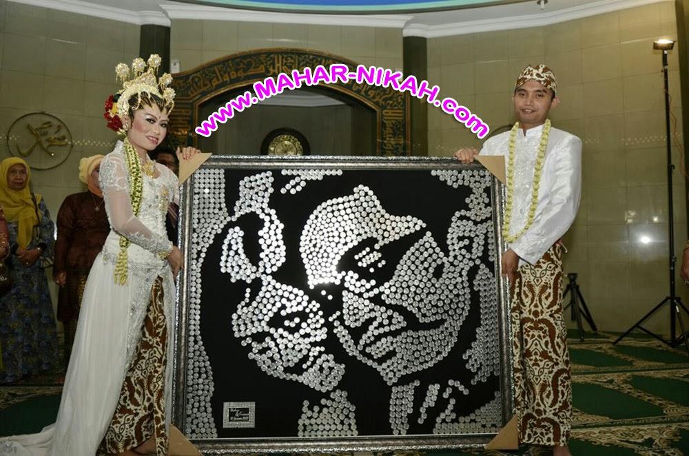 Mahar Pernikahan Unik, Mas Kawin Pernikahan, Uang Mahar Pernikahan ...