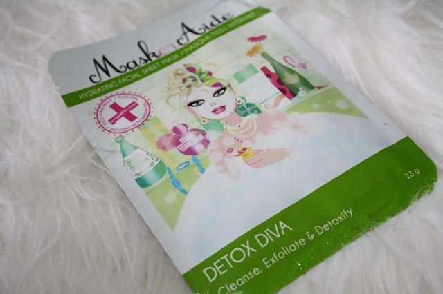 Detox Diva by Maskeraide