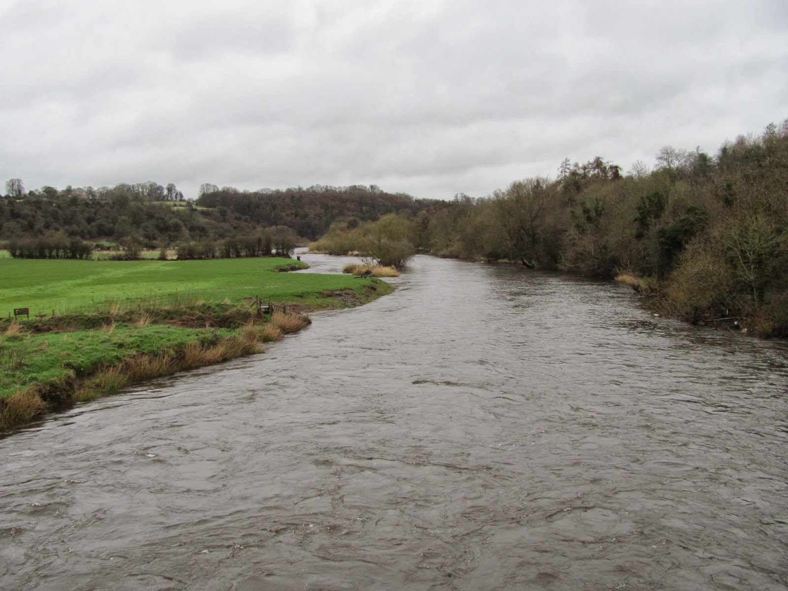 River Boyne Co. Meath, Ireland