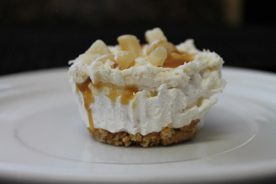 ... The Width: White Chocolate Caramel Macadamia Nut Cheesecake Cupcakes