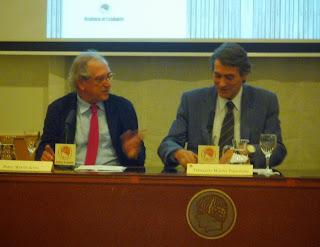 Pablo Martín Aceña y Fernando Molina Fernández