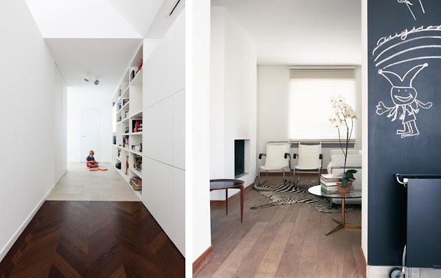 Karpinteria puertas armarios y tarimas inspiracion - Fotos suelos laminados ...