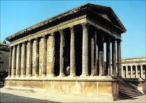 Romanos en Nimes