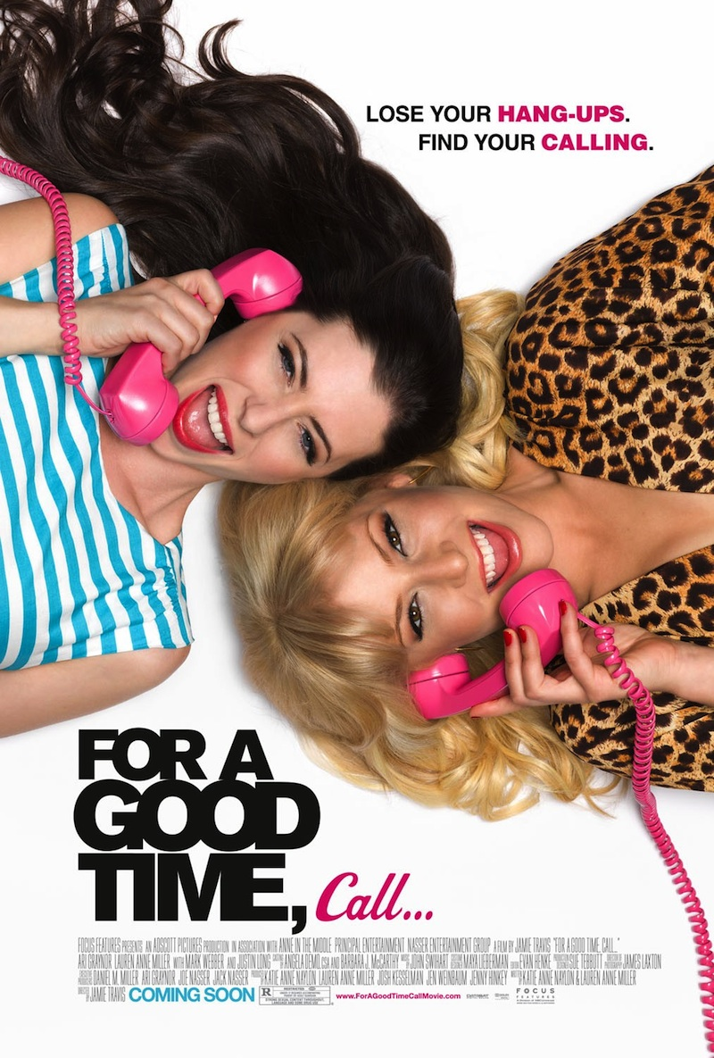 Watch For a Good Time, Call Movie Online Free 2012