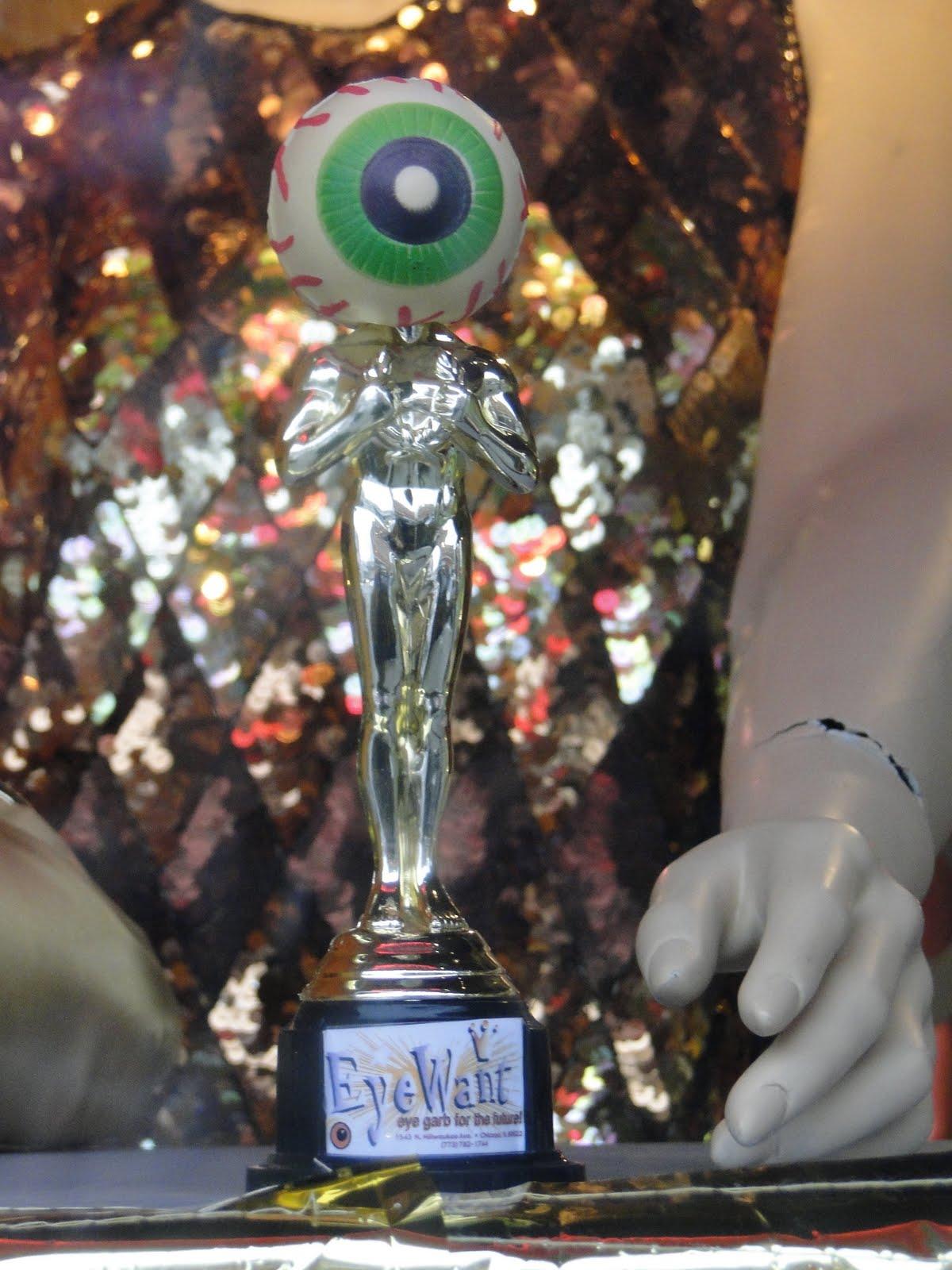 eye want