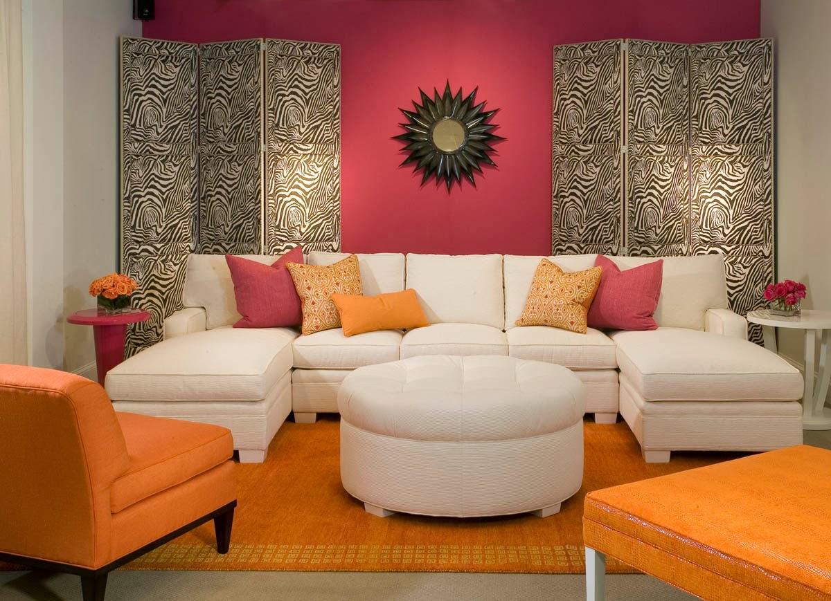 Decoracion De Living Peque?os ~ Zynna Studio Contemporary Curtains
