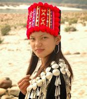 Kachin woman