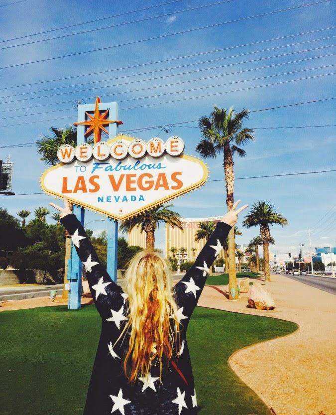 Things Overheard in Vegas | Helene in Between