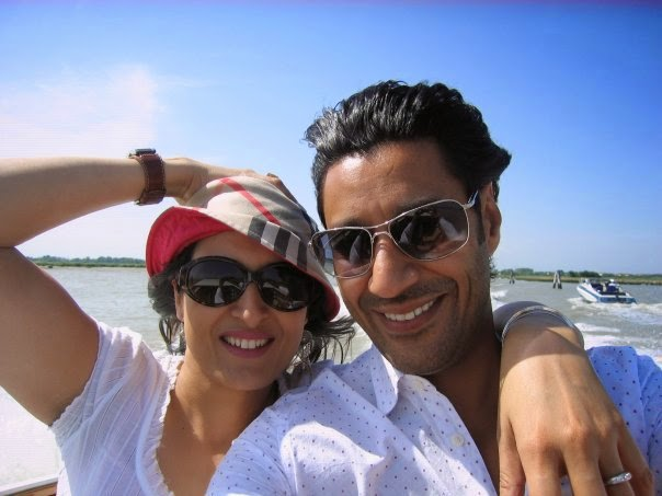 Harbhajan Mann wife pics and photos latest, new pics of harbhajan mann wife
