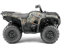 2013 Grizzly 550 FI Auto 4x4 EPS Yamaha pictures 4