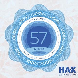 Hak, parceria de sucesso!!