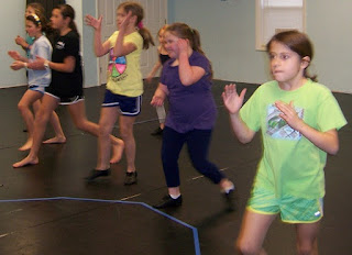 south charlotte summer dance class children