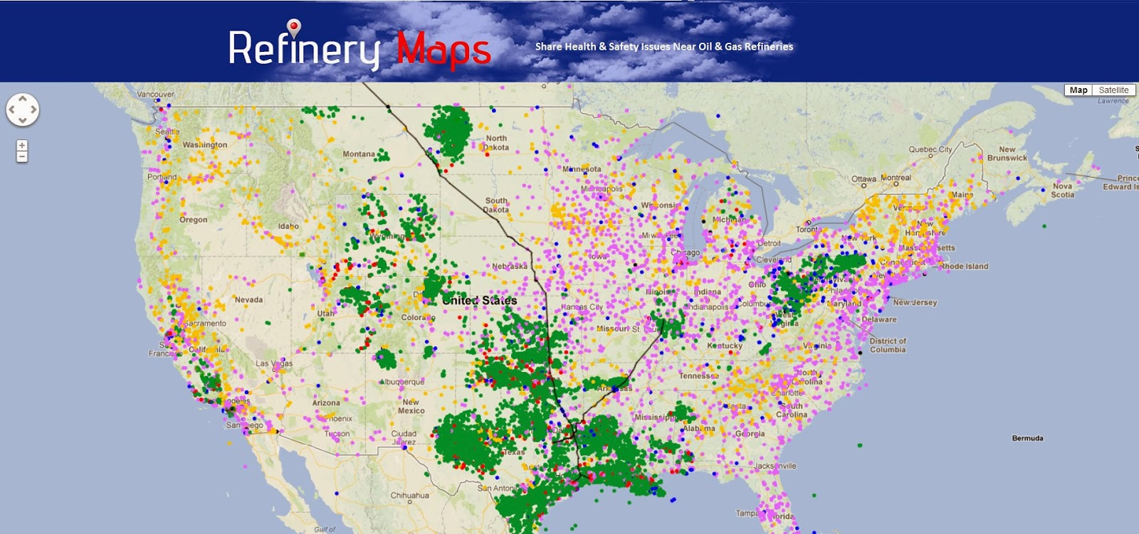Us Pipeline Map Joltframework North America Pipelines Map Crude - A map with all pipelines in the us