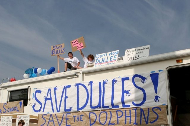 SAVE DULLES