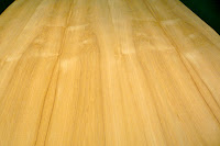 Plain Sliced Teak Veneer