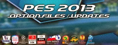 Option File PES 2013 Terbaru Januari 2015