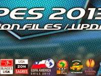 Option File PES 2013 Terbaru Januari 2015