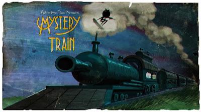 Trem misterioso