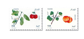 Algeria: Fruit Production - www.poste.dz
