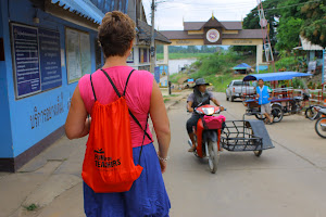 Mrs. Van Houten Heads to Laos