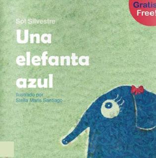 elefanta azul