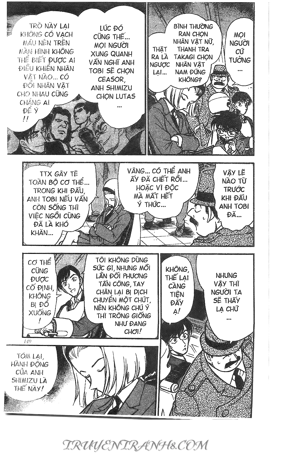 Detective Conan Chap 272 - Truyen.Chap.VN