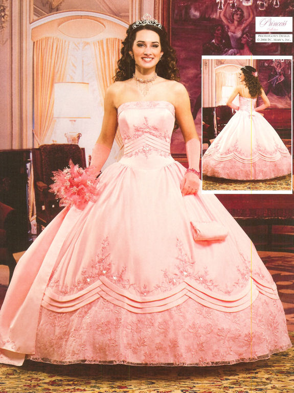 WhiteAzalea Prom Dresses: Pink Ball Gown Prom Dresses Make You to ...