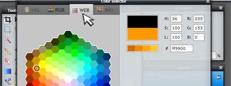 cara bikin Banner  Dengan Editor Foto Online