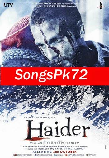 hindi movie haider songs for