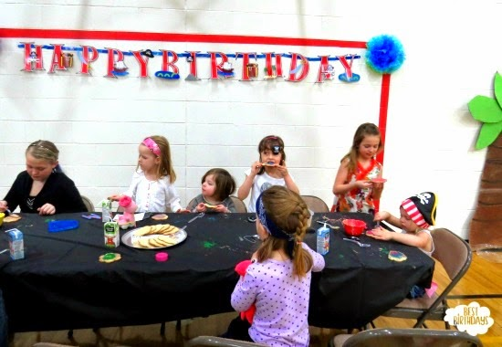 Real Party: Pirate Birthday  |  Best Birthdays