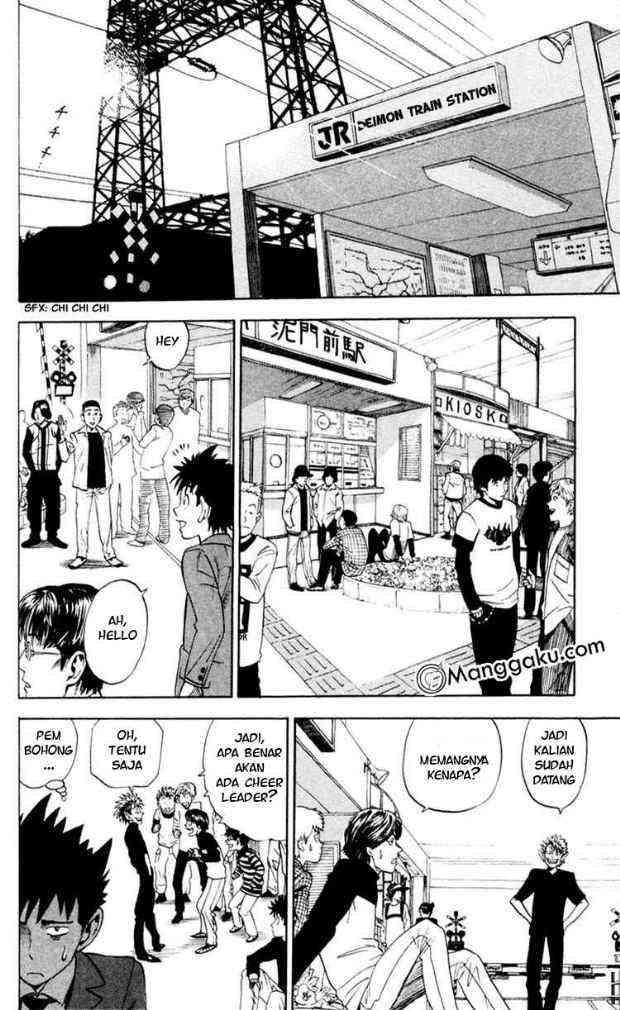 Komik eyeshield 21 003 - kita butuh 11 4 Indonesia eyeshield 21 003 - kita butuh 11 Terbaru 23|Baca Manga Komik Indonesia|