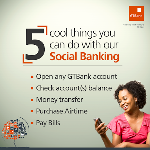 Open a GTBank Account