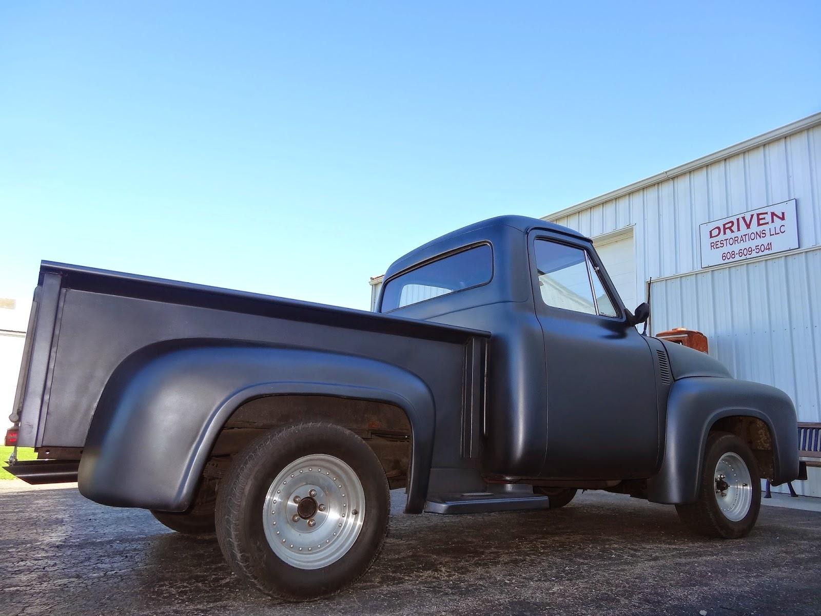1954 F100 Custom Pickup