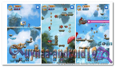 SONIC JUMP 1.0 APK FOR ANDROID