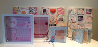 Presentes scrapbooking