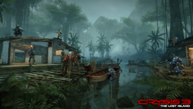 crysis 3 the lost island dlc screen 3 Crysis 3 (Multi Platform)   The Lost Island Multiplayer DLC Pack   Screenshots & Press Release