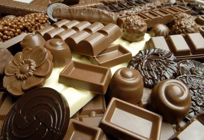 3 bonnes raisons de manger du chocolat