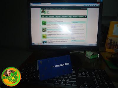 Gaji Bulanan Blog Mang Yono Dari Google Adsense