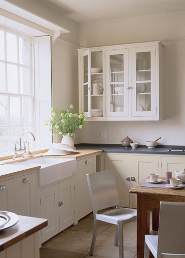 The new victorian ruralist plain english the way a for English style kitchen cabinets