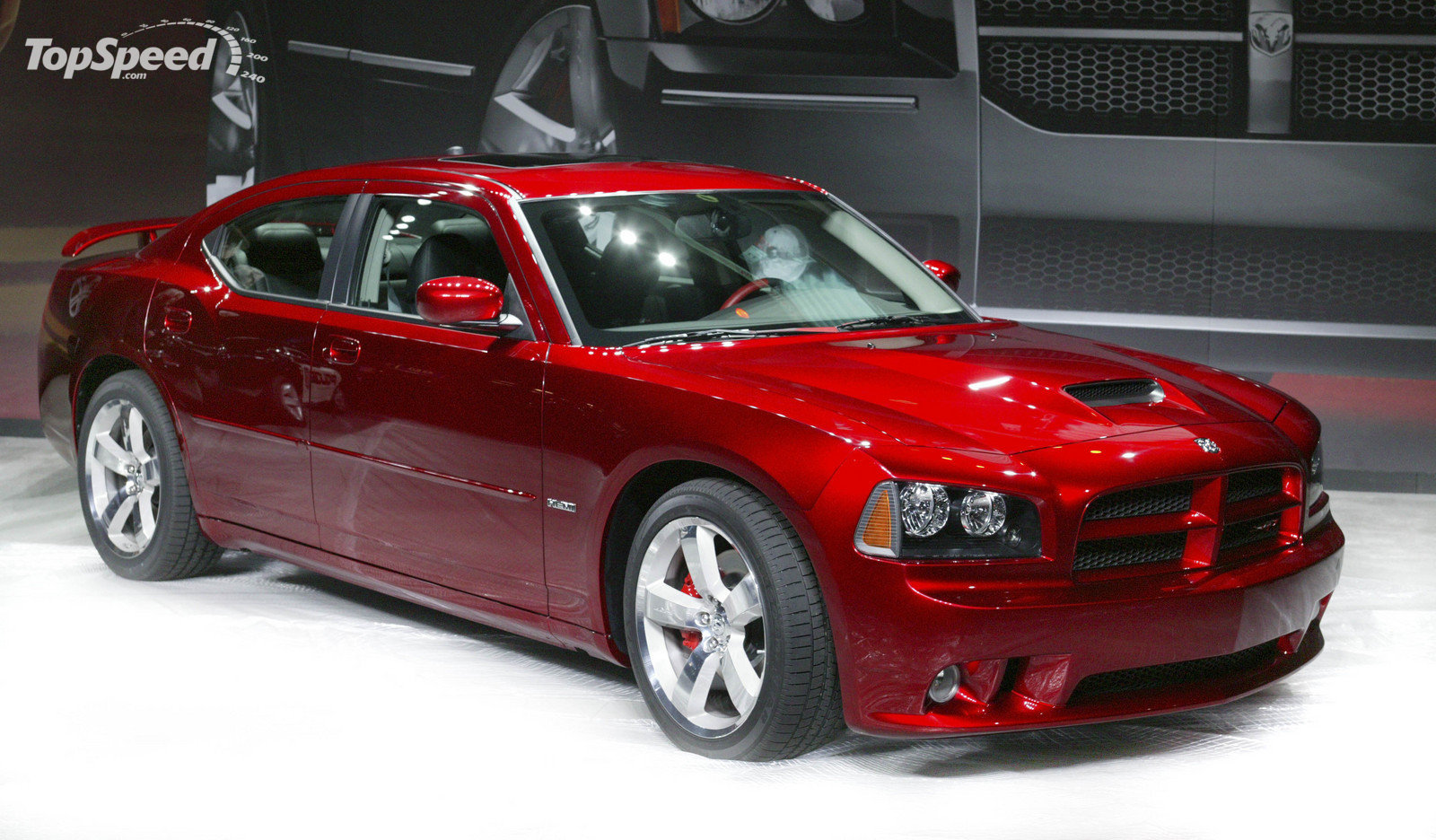 2010 Dodge Charger Police Car - conceptcarz.com