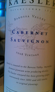 A Barossa Cabernet to be celebrated.