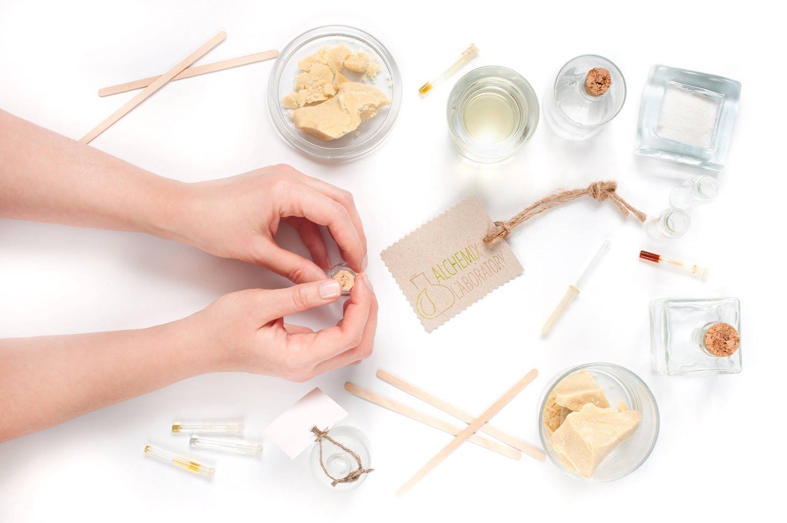 Intenzívny 5 dňový kurz výroby kozmetiky! 20-26.1.2019