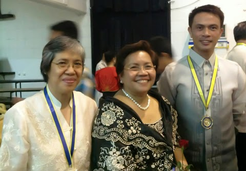 PNU Eminent Alumni awardees from NISMED