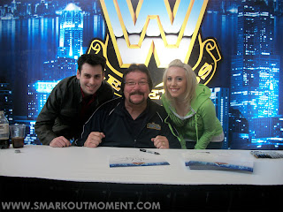 Ted DiBiase WrestleMania XXIX 29 Axxess