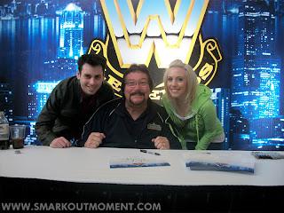 Ted DiBiase WrestleMania XXIX 29 Axxess